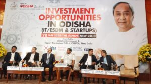 The Odisha Investor's Meet is Going to Happen Soon
