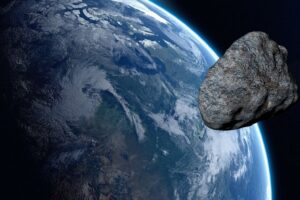 Asteroids to hit Earth's orbit