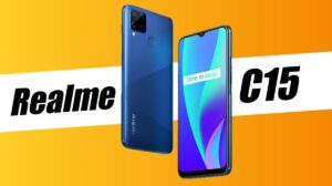 First sale on Realme C15