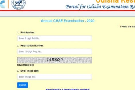 Annual Plus 2 commerce examination results are out in Odisha
