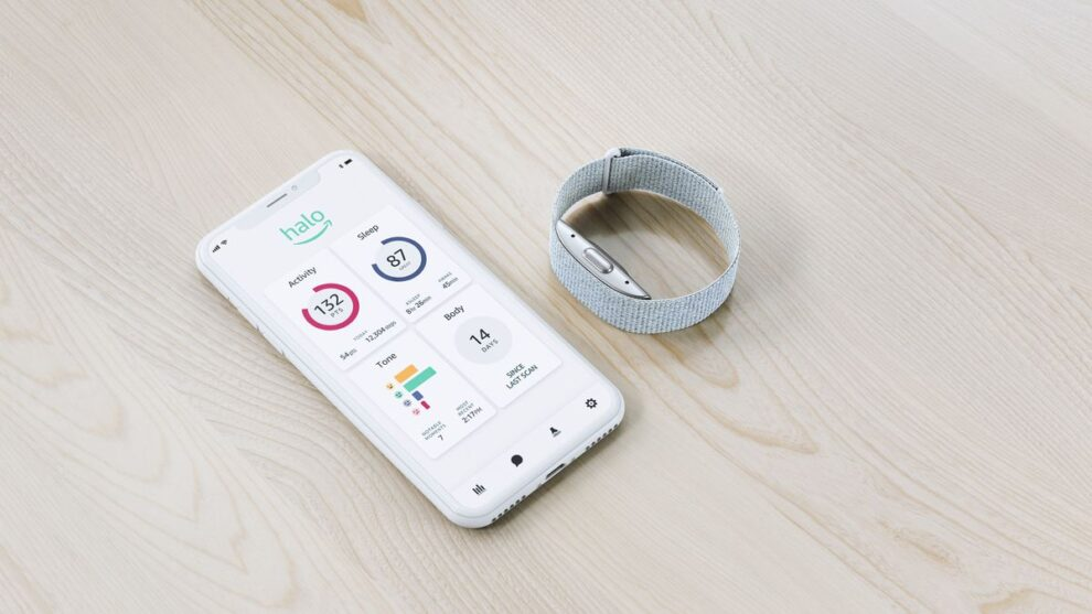 Amazon launched new Halo Fitness Band