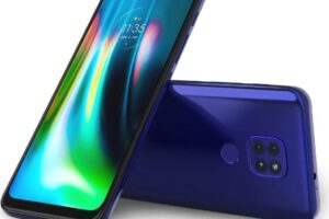 First flash sale on Moto G9 in India