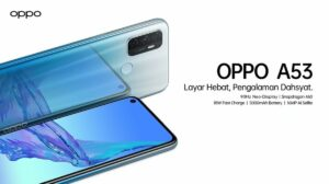 Oppo A53 is to launch in India today