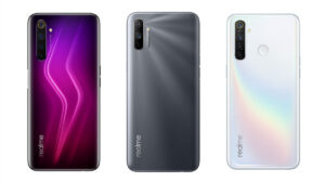 New color variations on Realme devices