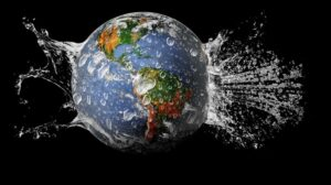 New theory on Earth's water