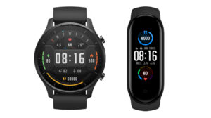 Features of Mi Band 5 and Mi Watch Revolve