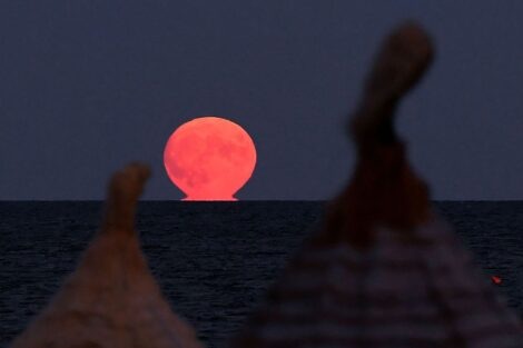 September's full moon will be called as Corn Moon