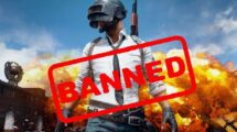Government banned PubG