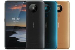 First sale in India on Nokia 5.3