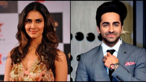 Ayushmann and Vaani to star in a new film