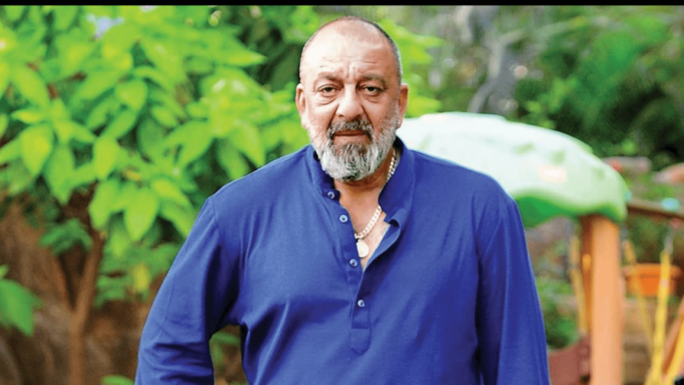 Sanjay Dutt appears on an Instagram video