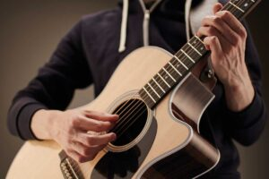 best guitar course in east Delhi